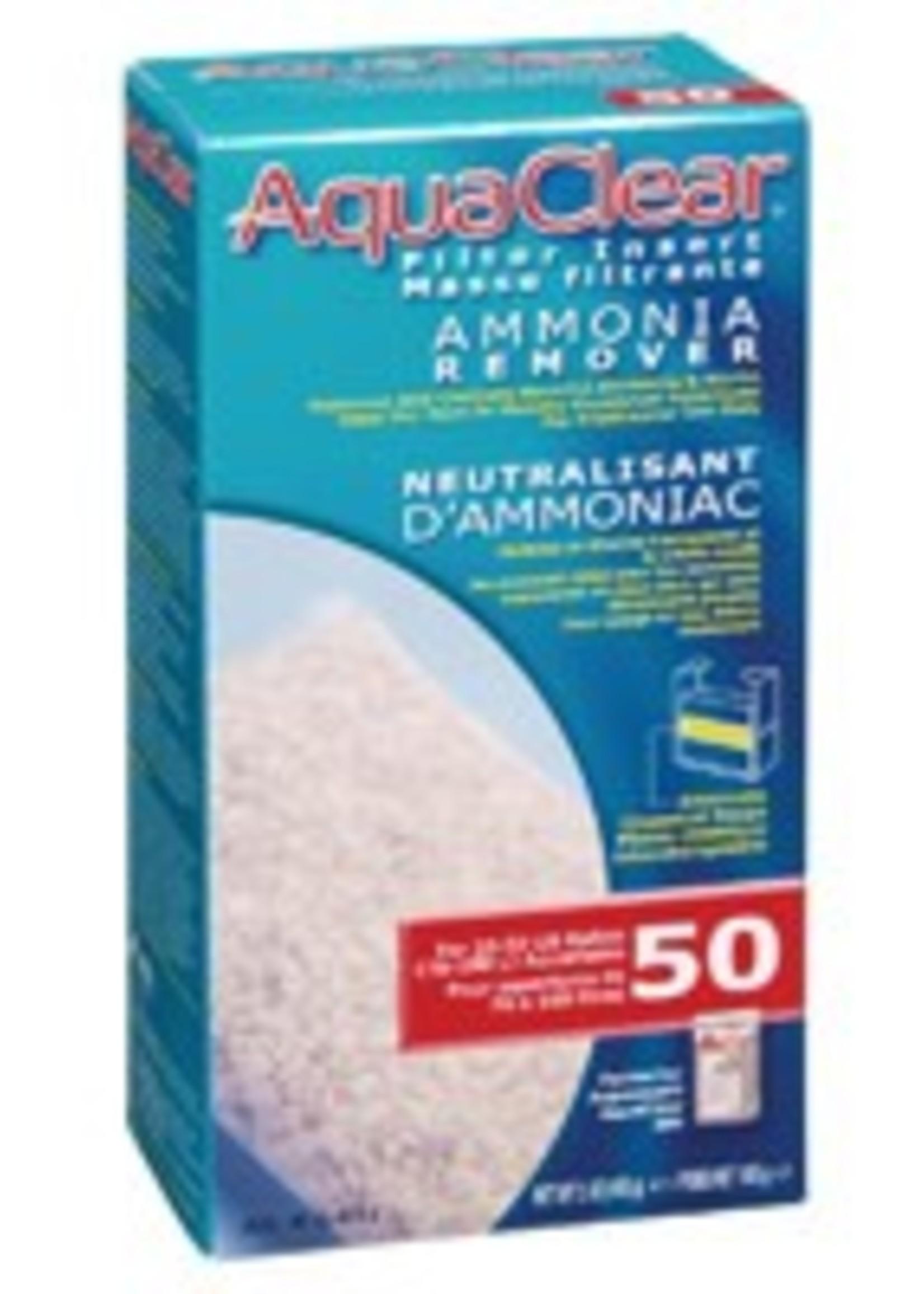AquaClear 50 Ammonia Remover Filter Insert, 143g (5 oz)