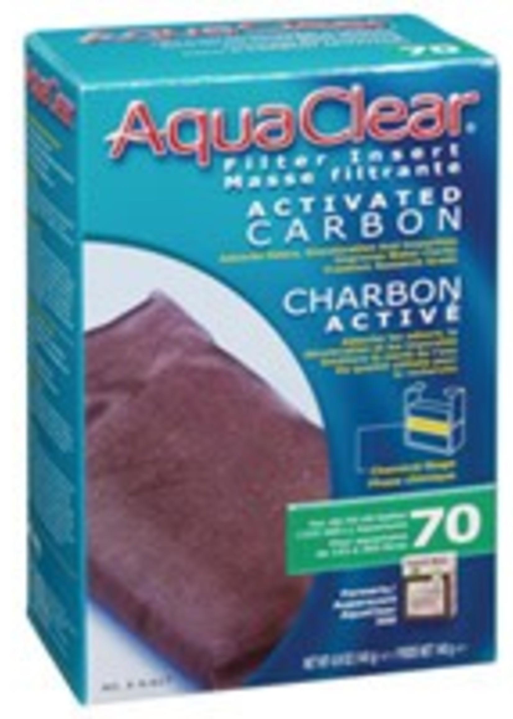 AquaClear 70 Activated Carbon, 140 g (4.9 oz)