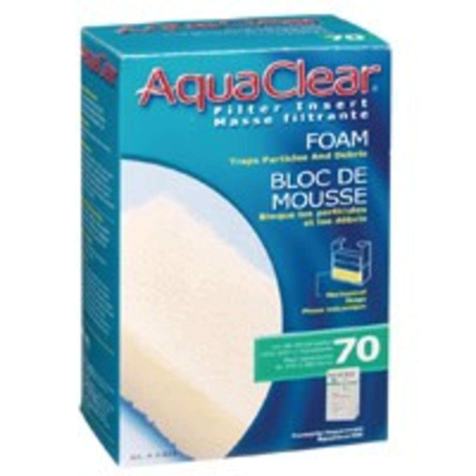 Aq-Clear 70 Foam Insert-V