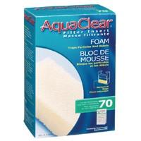 Aq-Clear 70 Foam Insert-V-1