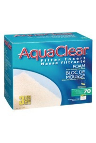 AquaClear 300 Foam Filter insert-V