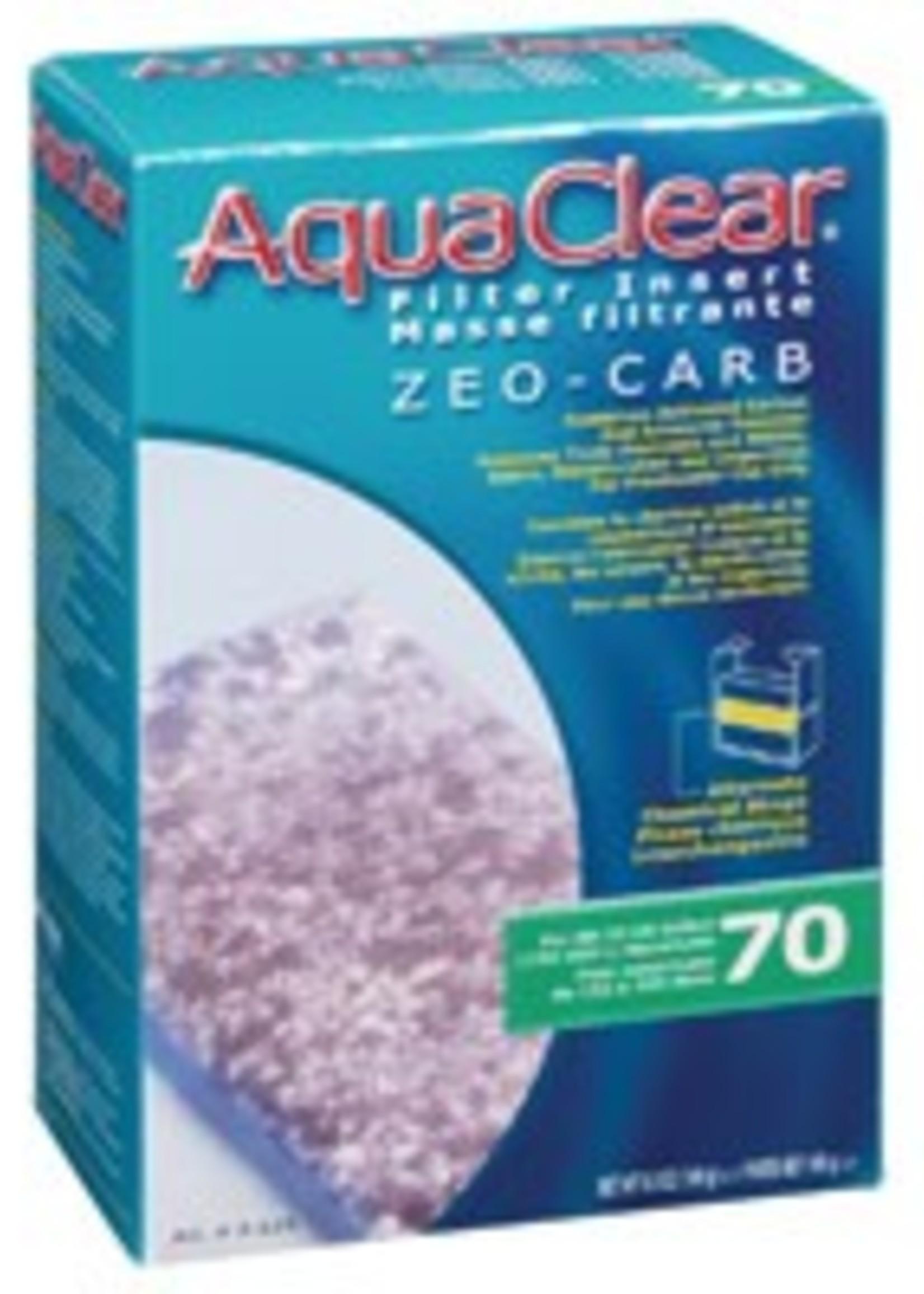 AquaClear 70 Zeo-Carb, 180 g (6.3 oz)