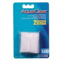 AquaClear Nylon Filter Media Bags for AquaClear 110 Power Filter, 2 pack-1
