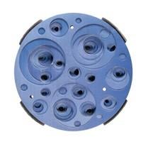 Catit Design Senses Corrugated Scratcher for 50725, Blue Swirl-1