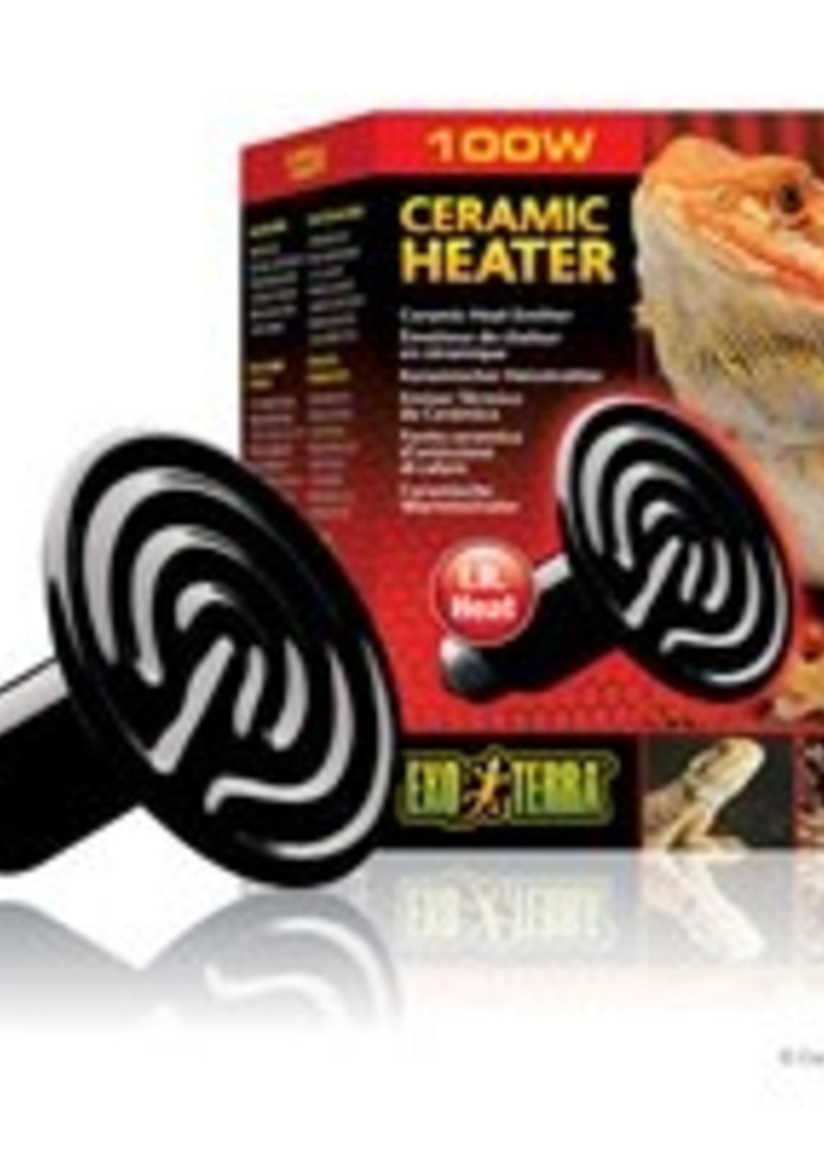 Exo Terra Ceramic Heater - 100 W