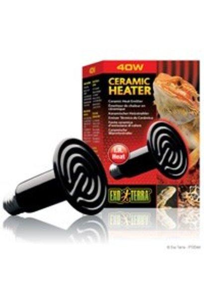 Exo Terra Heat Emitter 40W-V