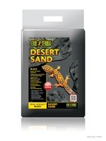 Exo Terra Desert Sand - Black - 10 lb (4.5 kg)-1