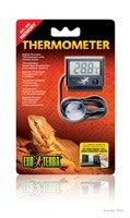 Exo Terra Digital Thermometer w/Probe, C&F-1