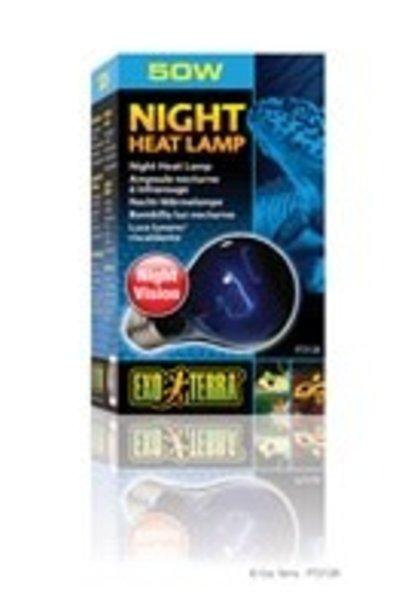 Exo Terra Night Heat Lamp, 50W
