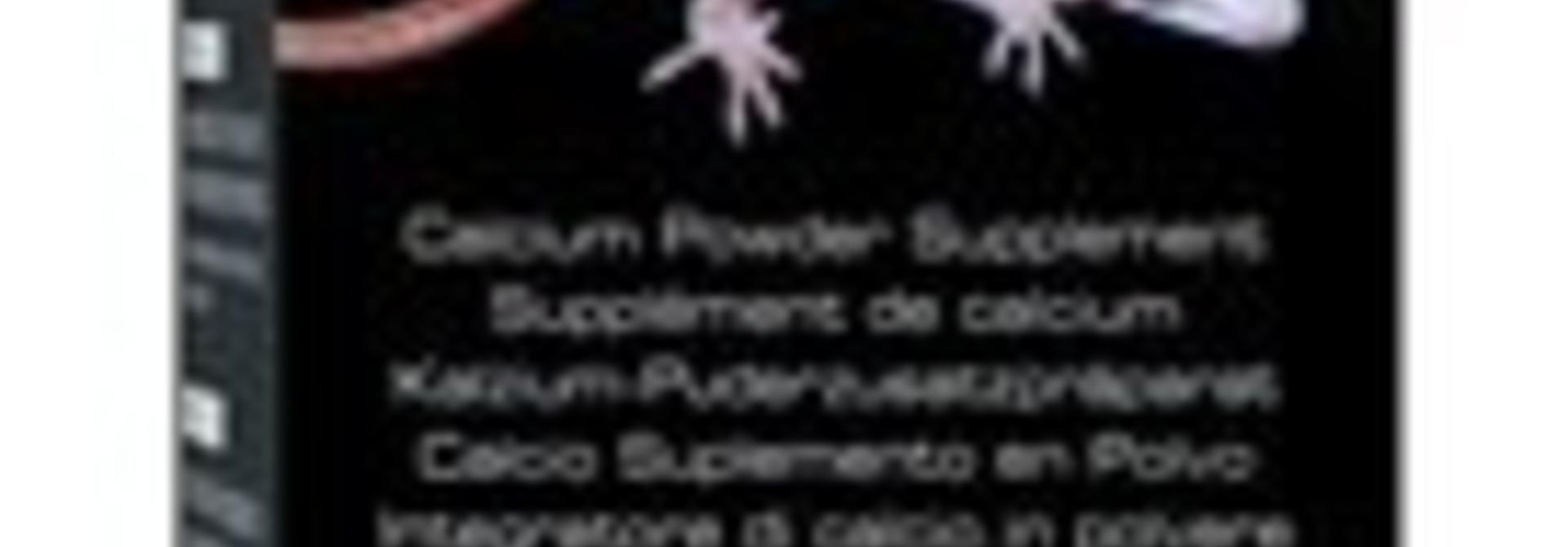 Exo Terra Reptile Calcium 1.4 oz