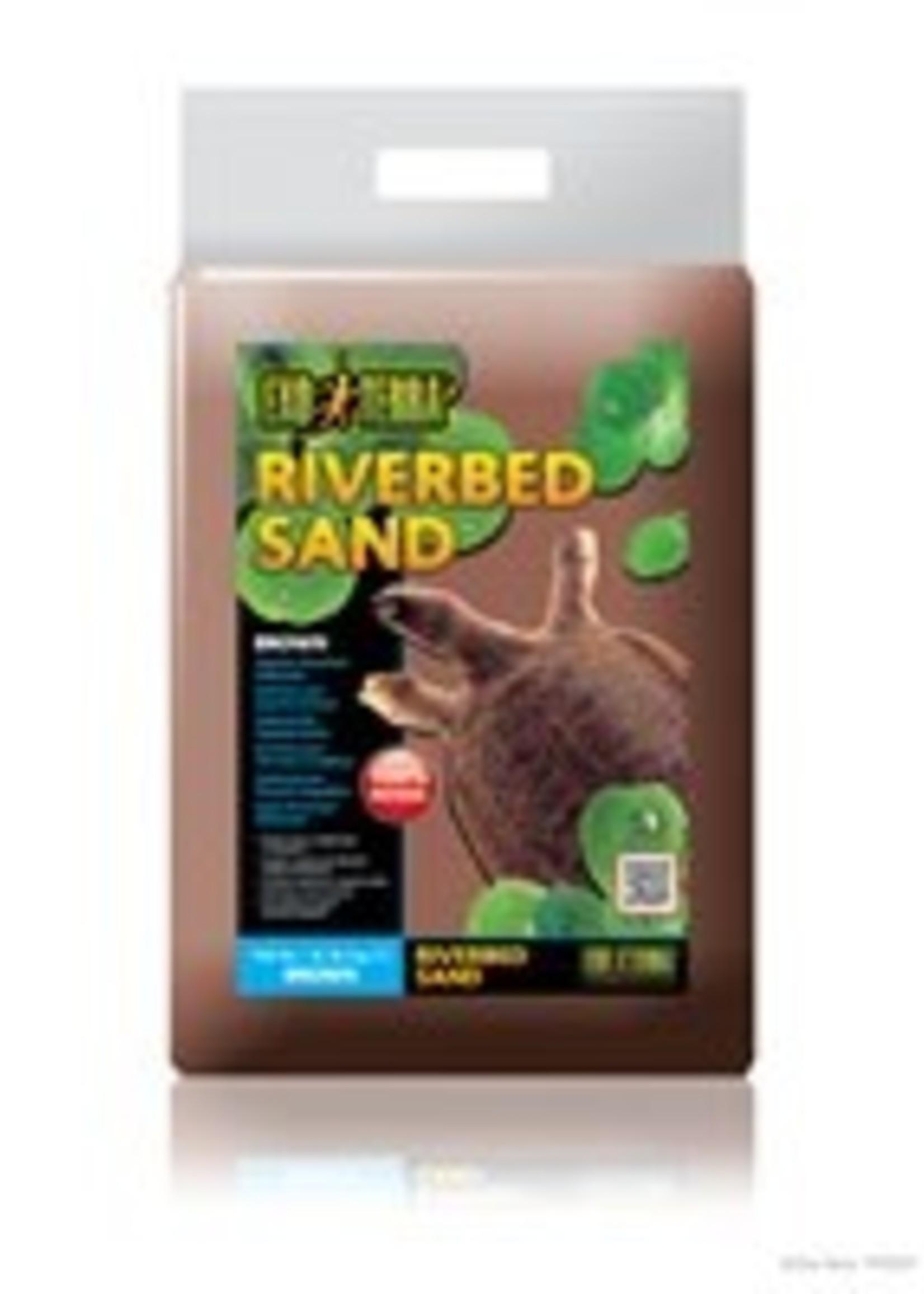 Exo Terra Riverbed Sand - Brown - 10 lb (4.5 kg)