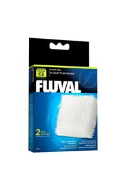 Fluval C2 Foam Pad 2/pack
