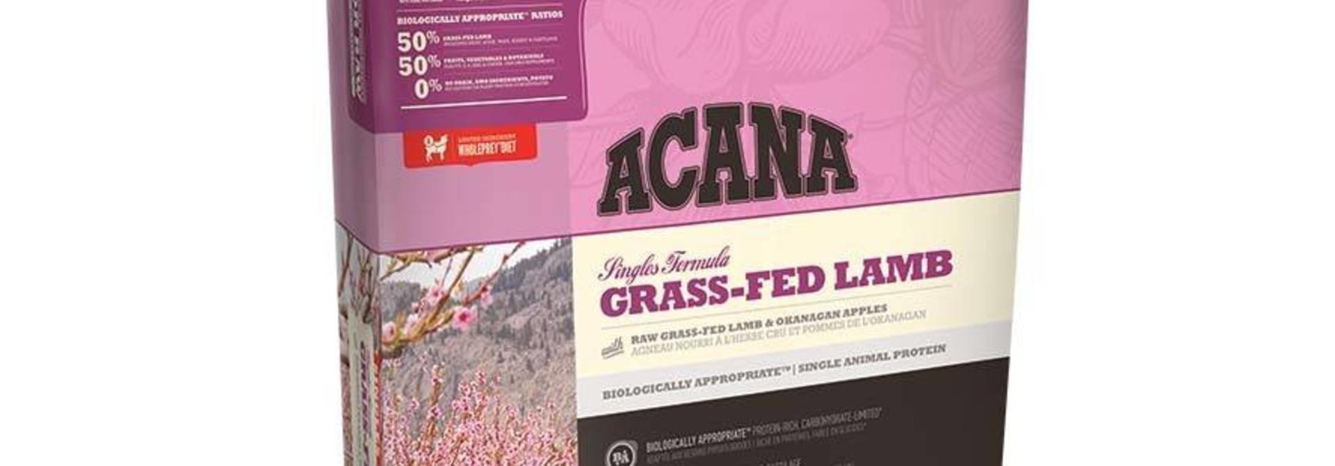 ACS Grass Fed Lamb 2kg