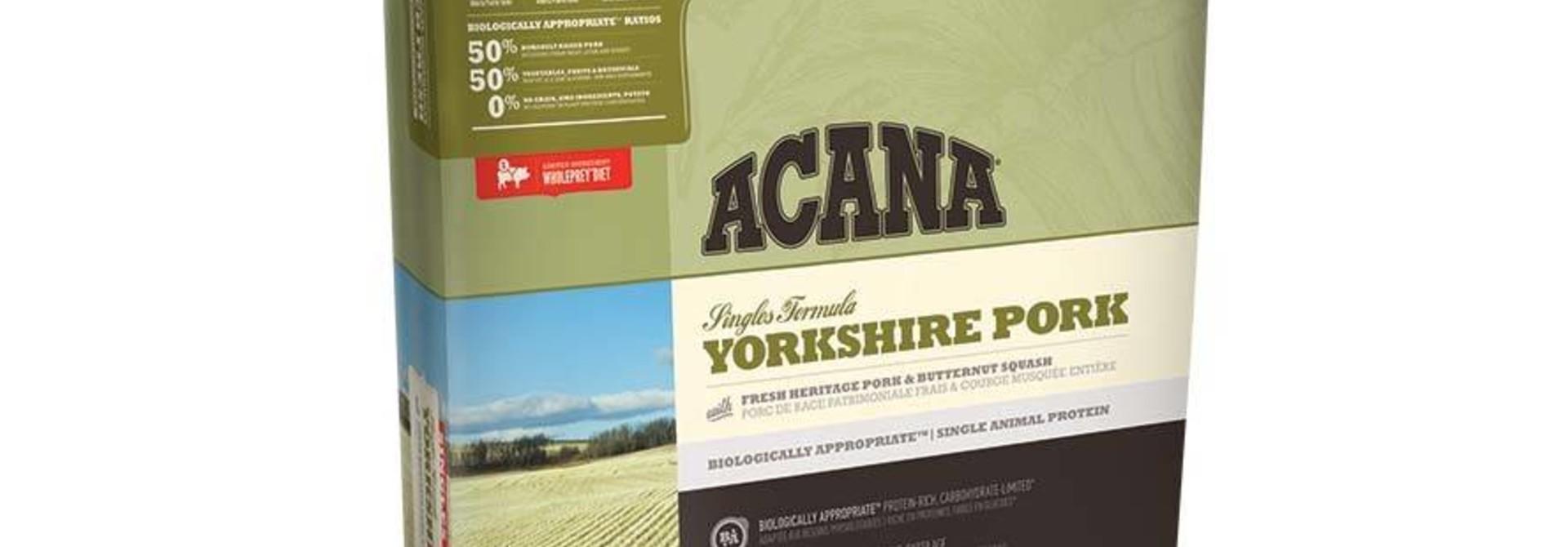 ACS Yorkshire Pork 2kg