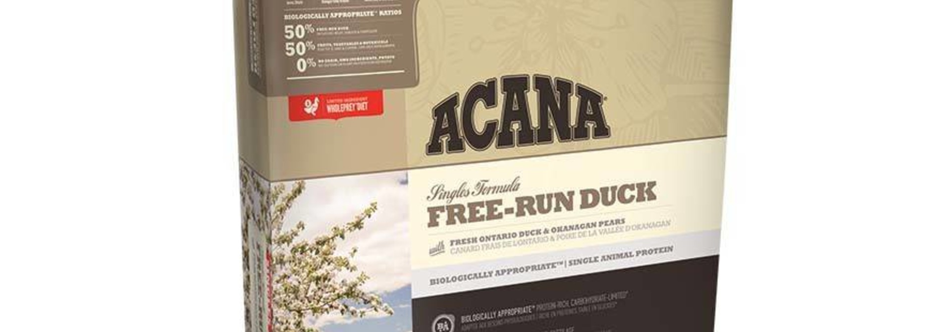 ACS Free Run Duck 340gm