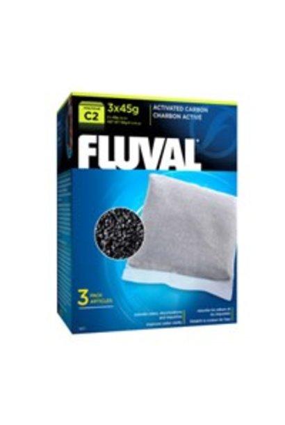 Fluval C2 Carbon 3/pack