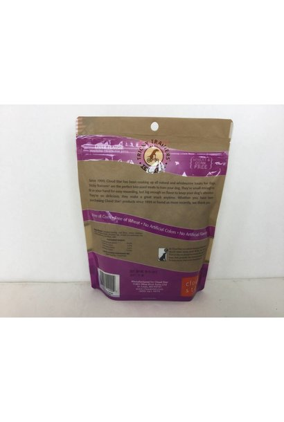 Cloud Star Tricky Trainers Crunchy Liver Treat 8 oz
