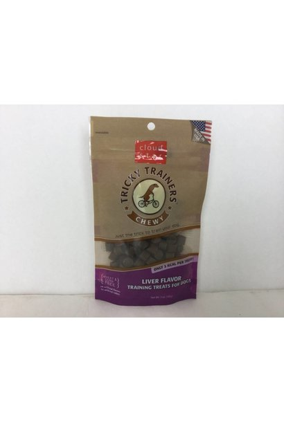 Chewy Tricky Trainers Chicken Liver 5oz