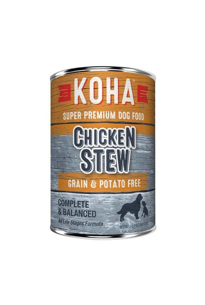 Koha Dog Chicken Stew 360g