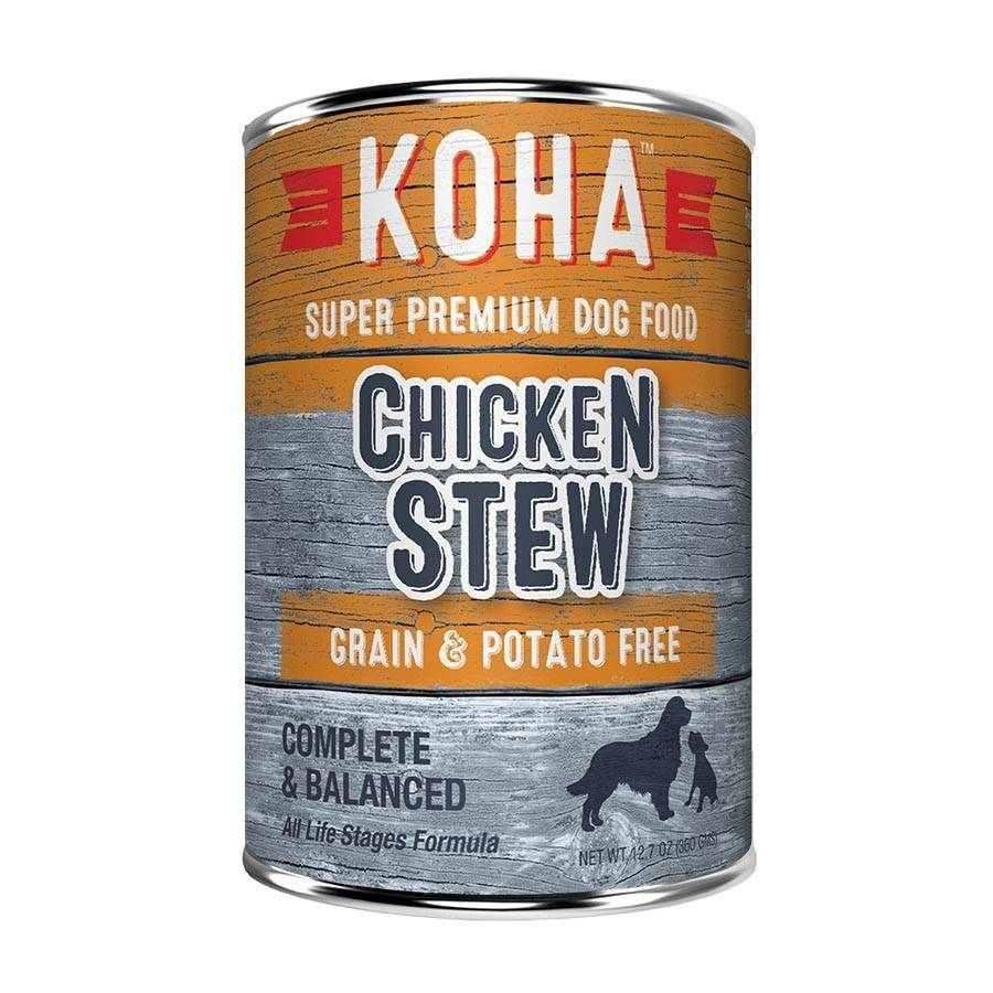 Koha Dog Chicken Stew 360g-1