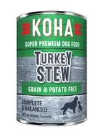 Koha Koha Dog Turkey Stew