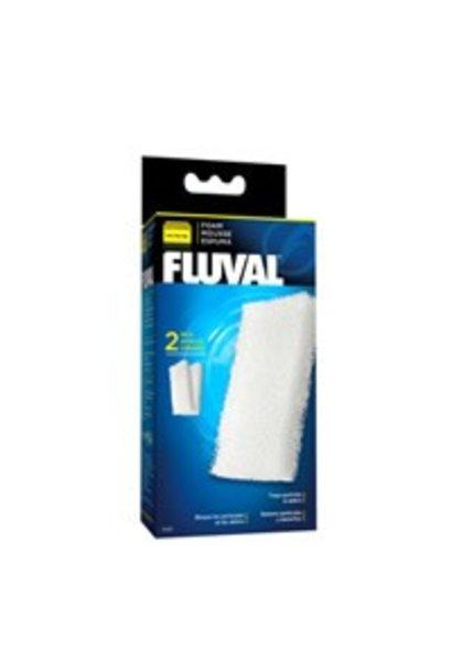 Fluval 106 Foam Filter Block - 2 pack