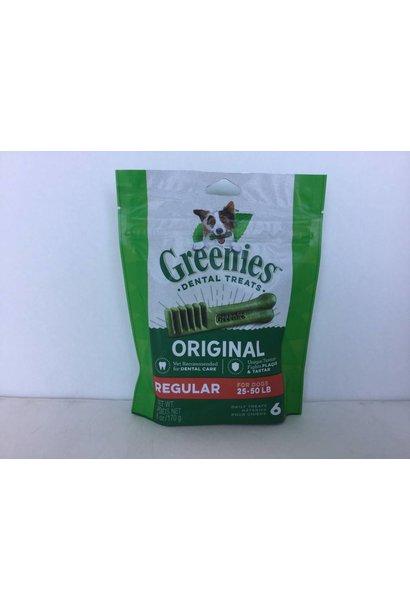 Greenies Mini Treat Regular 6OZ