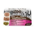 Zoe Zoe Tempting Trios Dog Salmon, Chicken, Pumpkin 100g