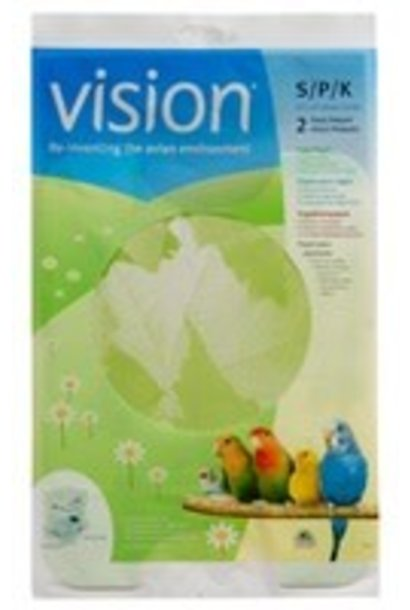 """Vision Bird Cage Paper, Small 17"""" x 13"""
