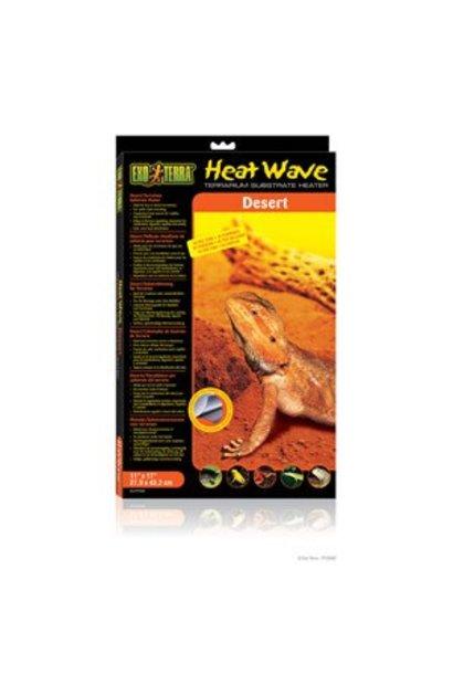 """Exo Terra Heatwave Desert, 25W, 110V, 11"""" x 17"""