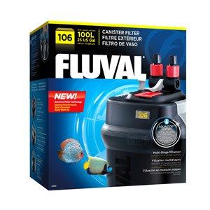 Fluval 106 External Filter-1