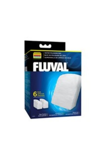 Fluval Polishing Pad for 304/305/306 and 404/405/406 - 6 pieces