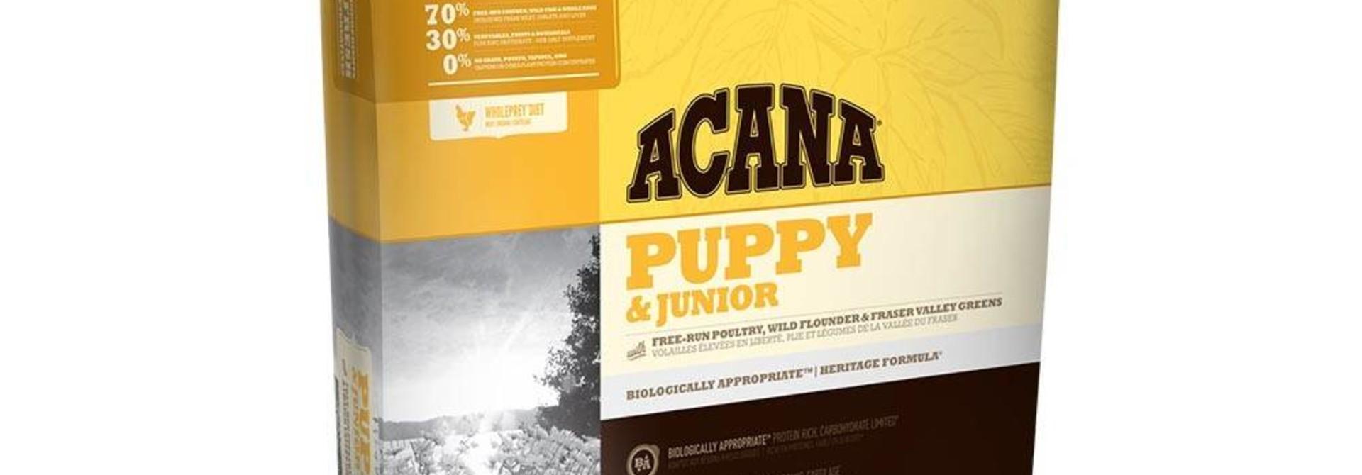 ACH Puppy & Junior 11.4kg