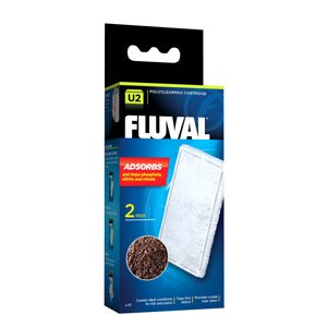 Fluval U2 Clearmax Cartridge, 2-pack-1