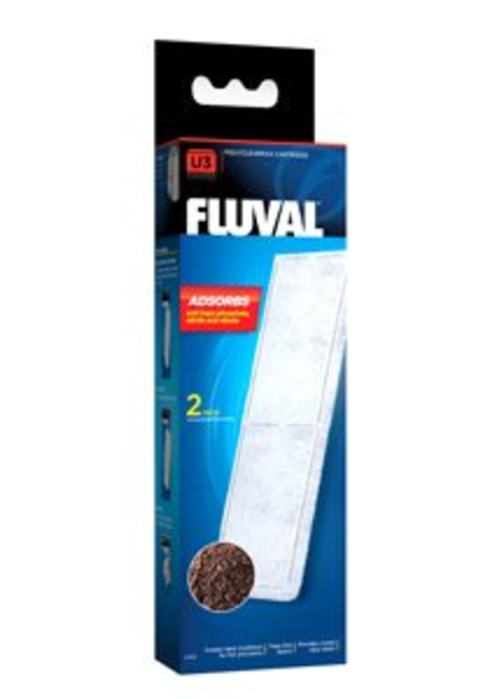 Fluval Fluval U3 Clearmax Cartridge, 2-pack