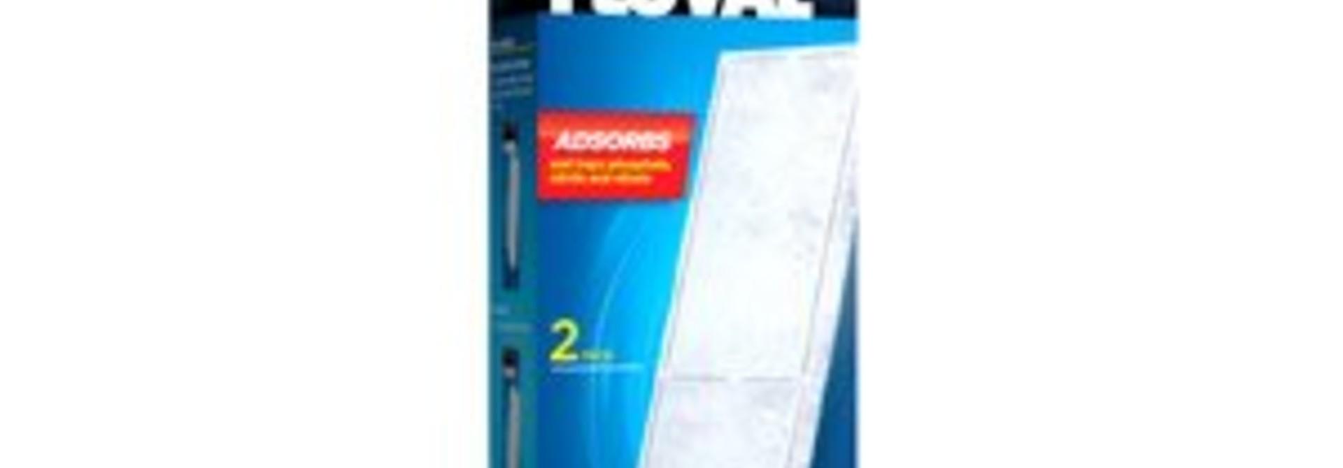 Fluval U3 Clearmax Cartridge, 2-pack