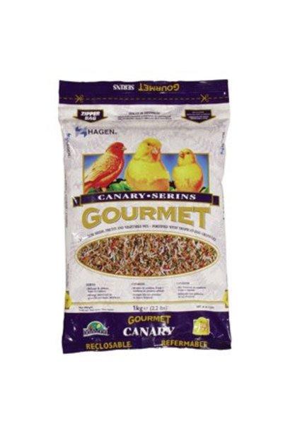 Hagen Canary Gourmet Mix, 1 kg (2.2 lb)