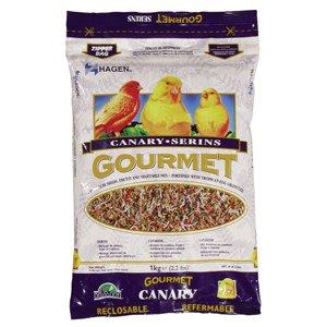 Hagen Canary Gourmet Mix, 1 kg (2.2 lb)-1