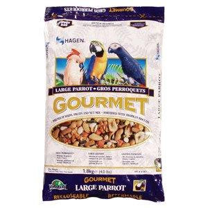 Hagen Gourmet Large Parrot Mix, 1.8 kg (4 lb)-1