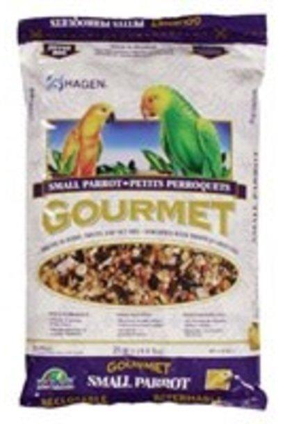 Hagen Gourmet Small Parrot Seed Mix, 2 kg (4.4 lb)