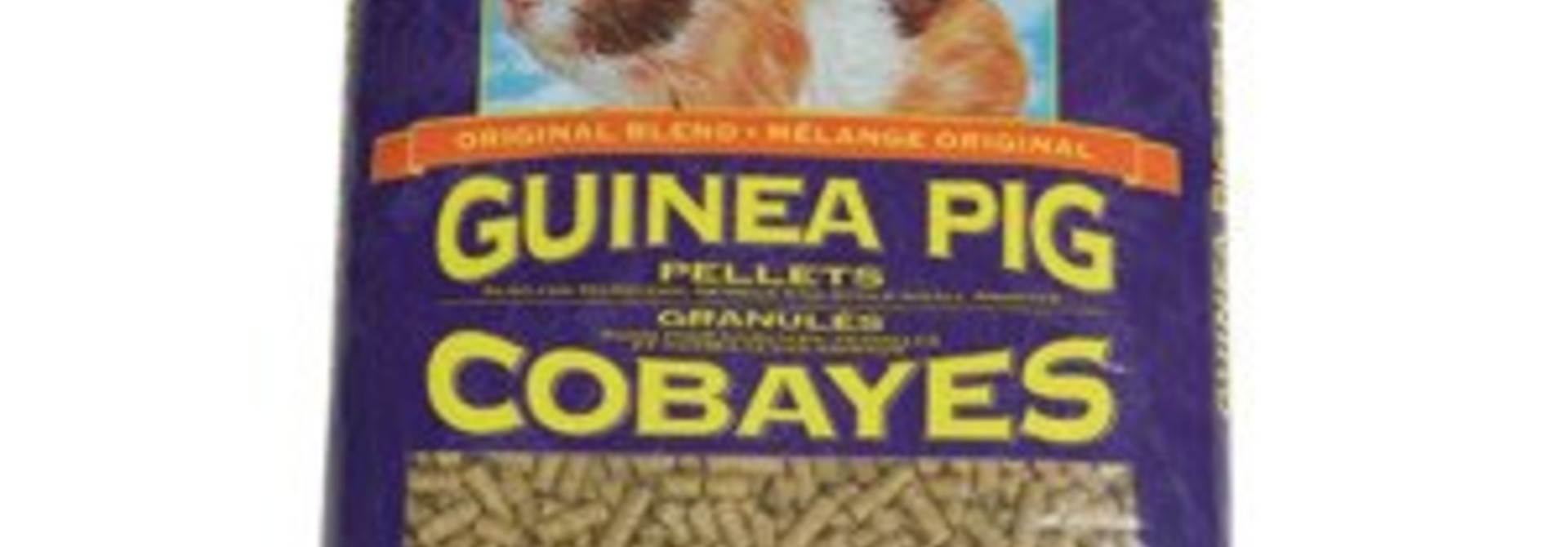 Hagen Guinea Pig Food, 2.26kg
