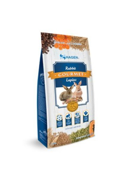 Hagen Gourmet Rabbit Mix, 2.27kg