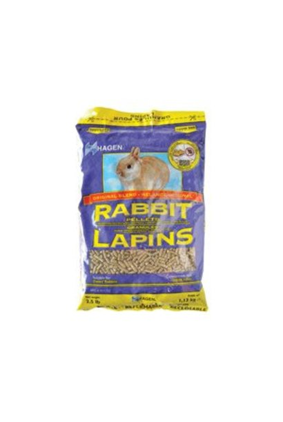Hagen Rabbit Pellets, 1.13kg-V