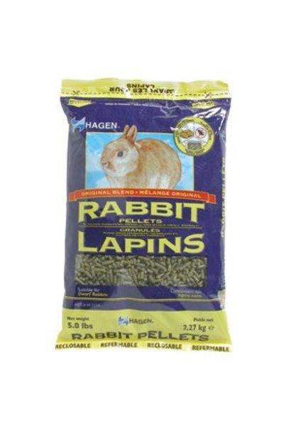 Hagen Rabbit Pellets, 2.26kg-V