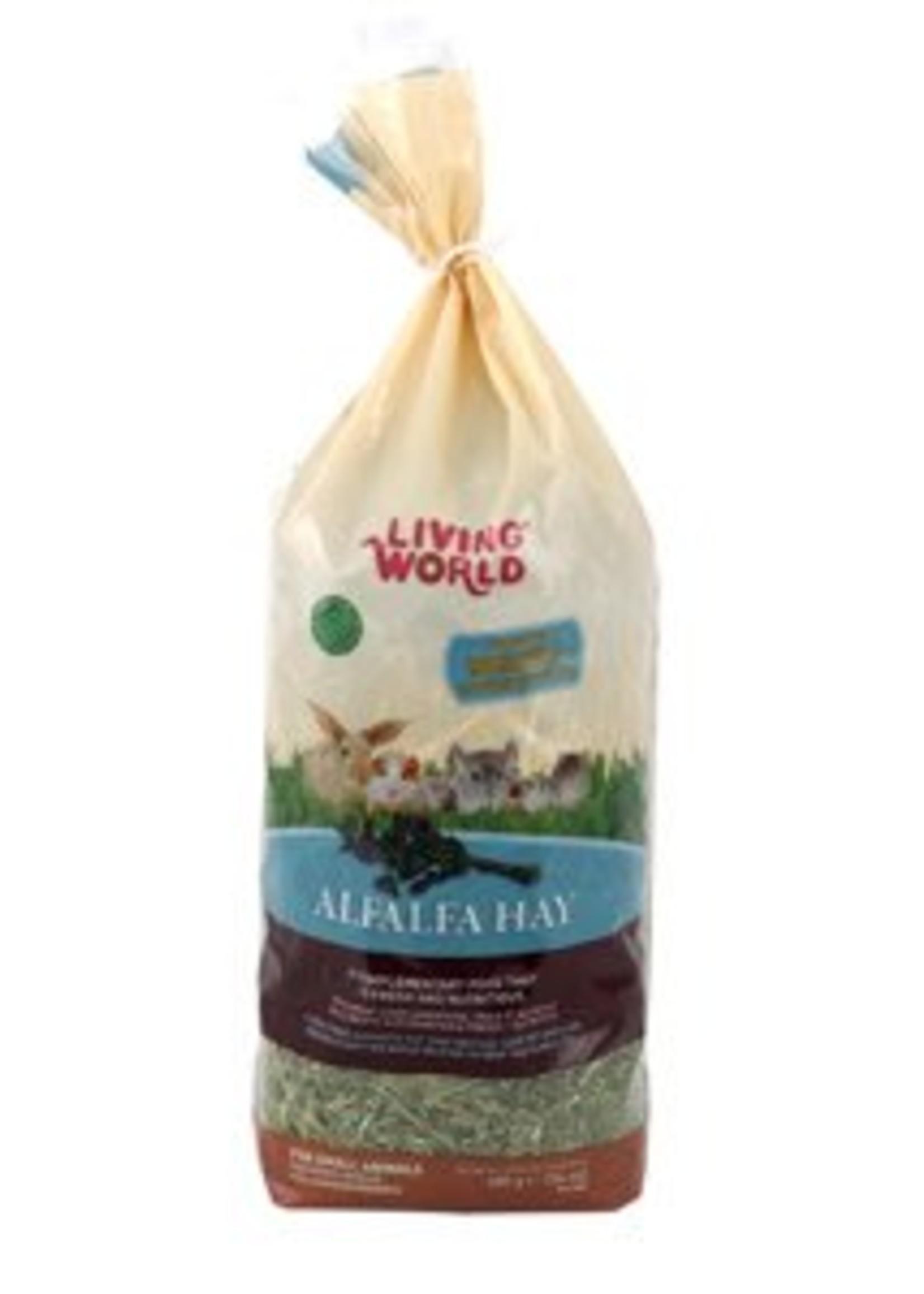 Living World Living World Alfalfa - Large - 680 g (24 oz)