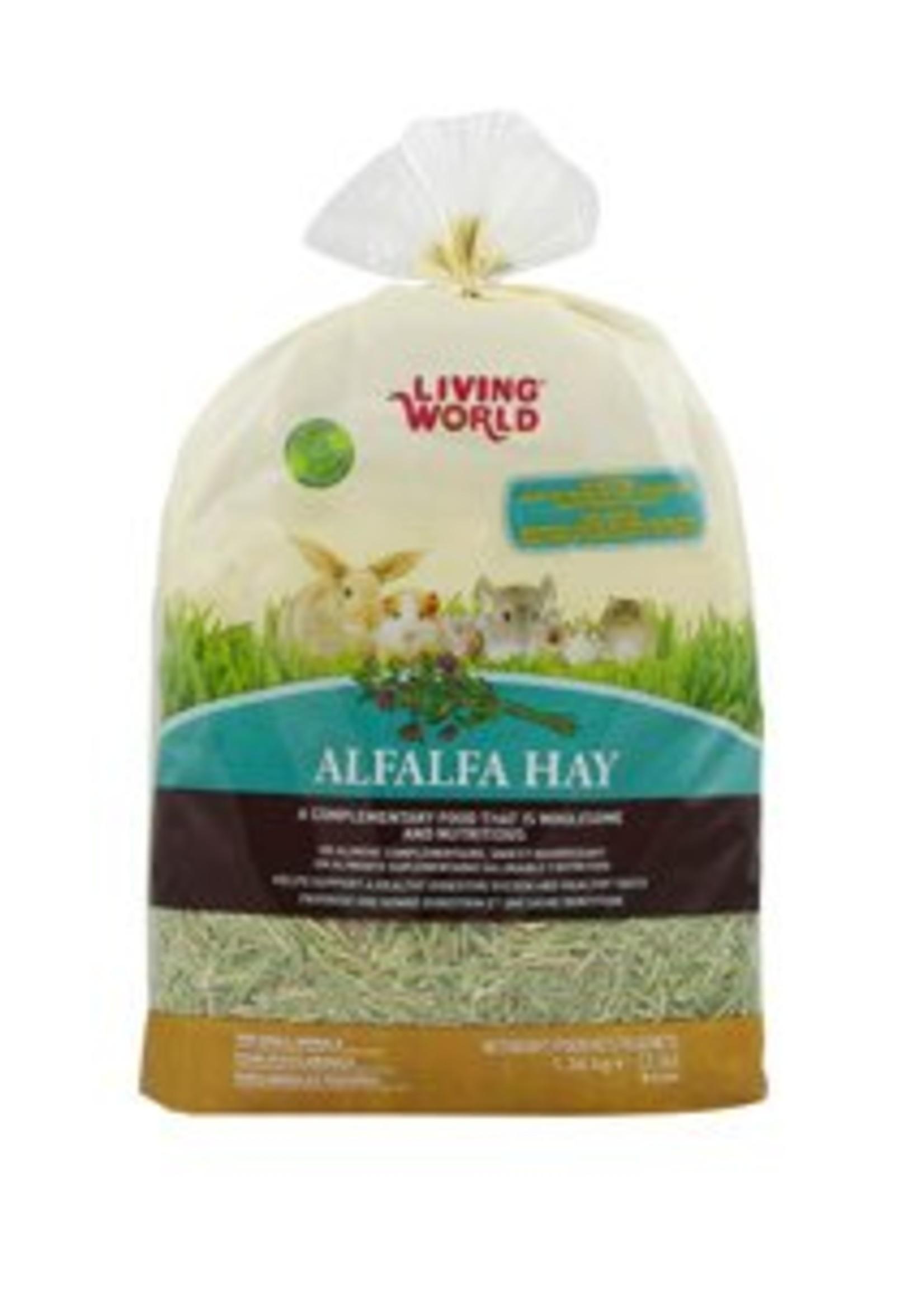 Living World Living World  Alfalfa 48oz, (1362g)