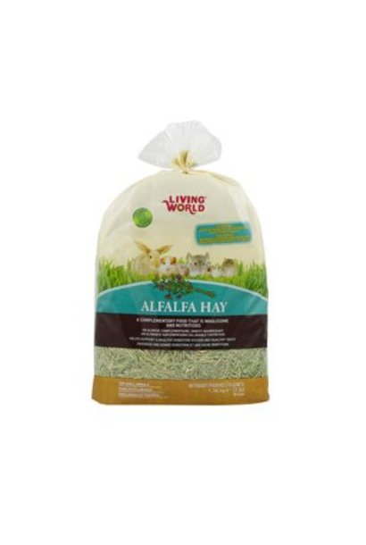 Living World  Alfalfa 48oz, (1362g)