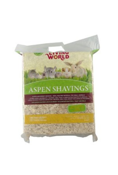 Living World Aspen Shavings 2500 cu in