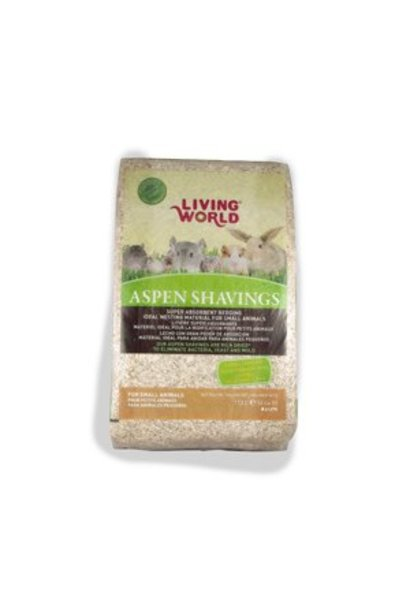 Living World Aspen Shavings 2 cu ft