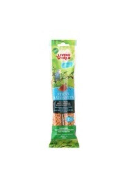 LW Parakeet Honey Stick, 2-pack 60gr